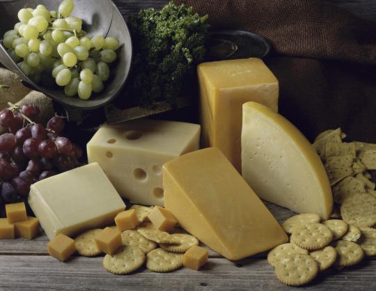 1.Cheese