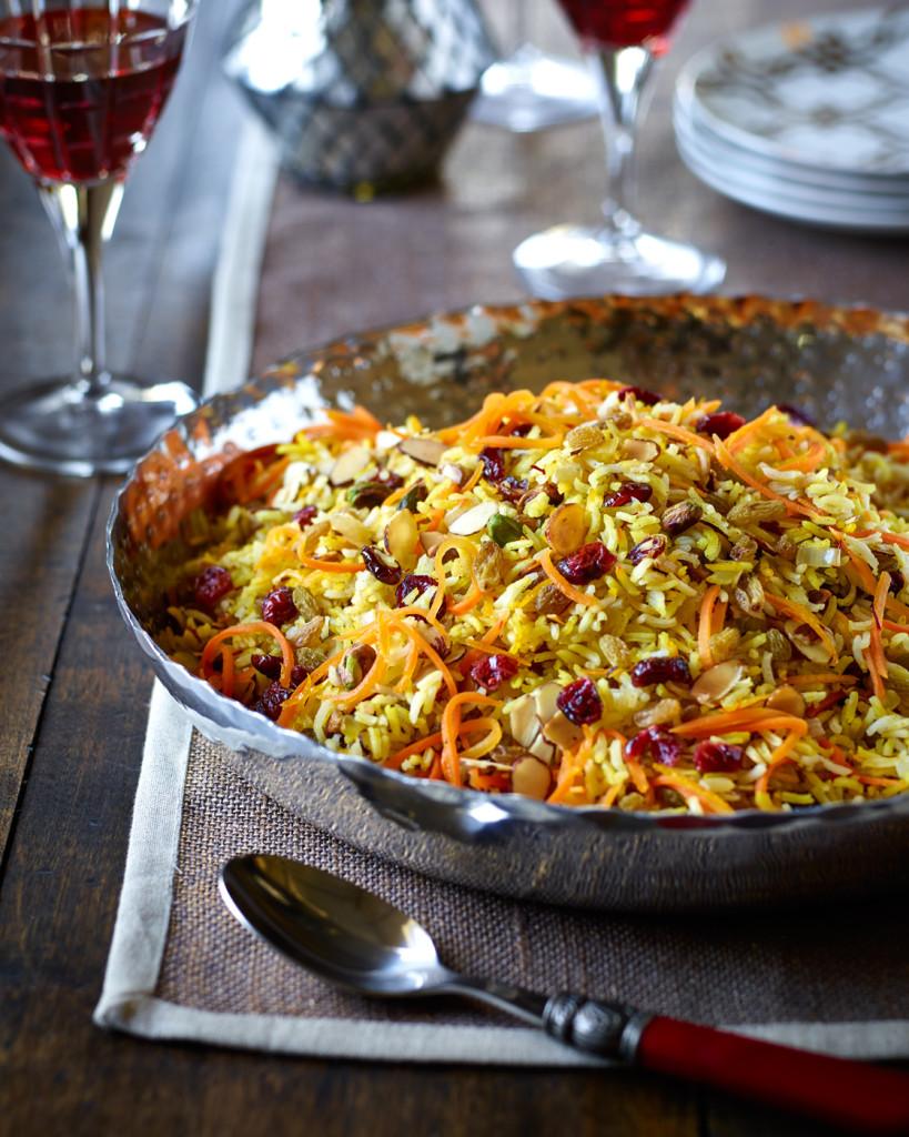 Jeweled Persian Rice 2